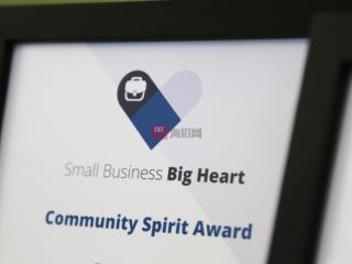 2018年英国小型企业Big Heart宣布获奖者名单