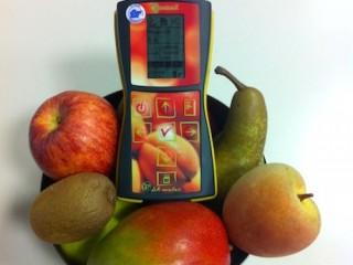 技术有助于评估夏季水果的成熟度