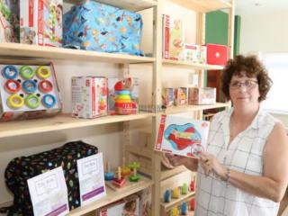 Toy Box 玩具店在凯特林开业