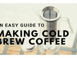 【咖啡知识】制作冷咖啡的简易指南