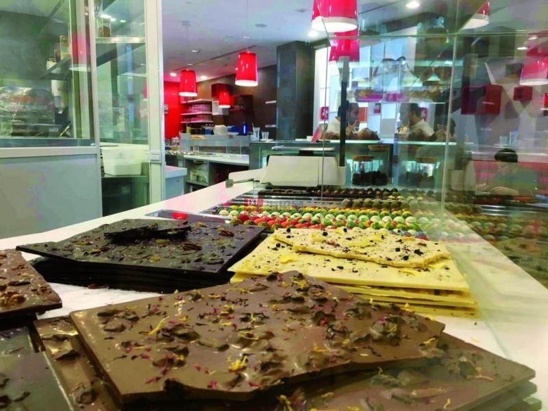 瑞士100%瑞士手工巧克力