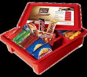 英国自助售货机Snack-in-Box