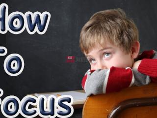 提高儿童注意力的各种方法
