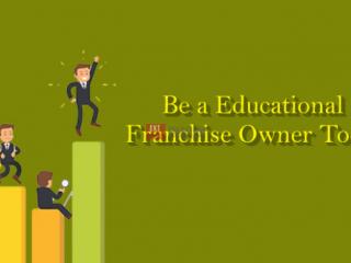 教育特许经营如何成为一项优秀的投资
