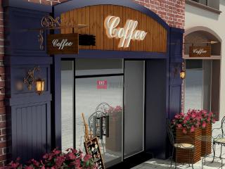 开一家咖啡店需要多少钱?