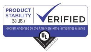 城市家具推出UL稳定认证标志