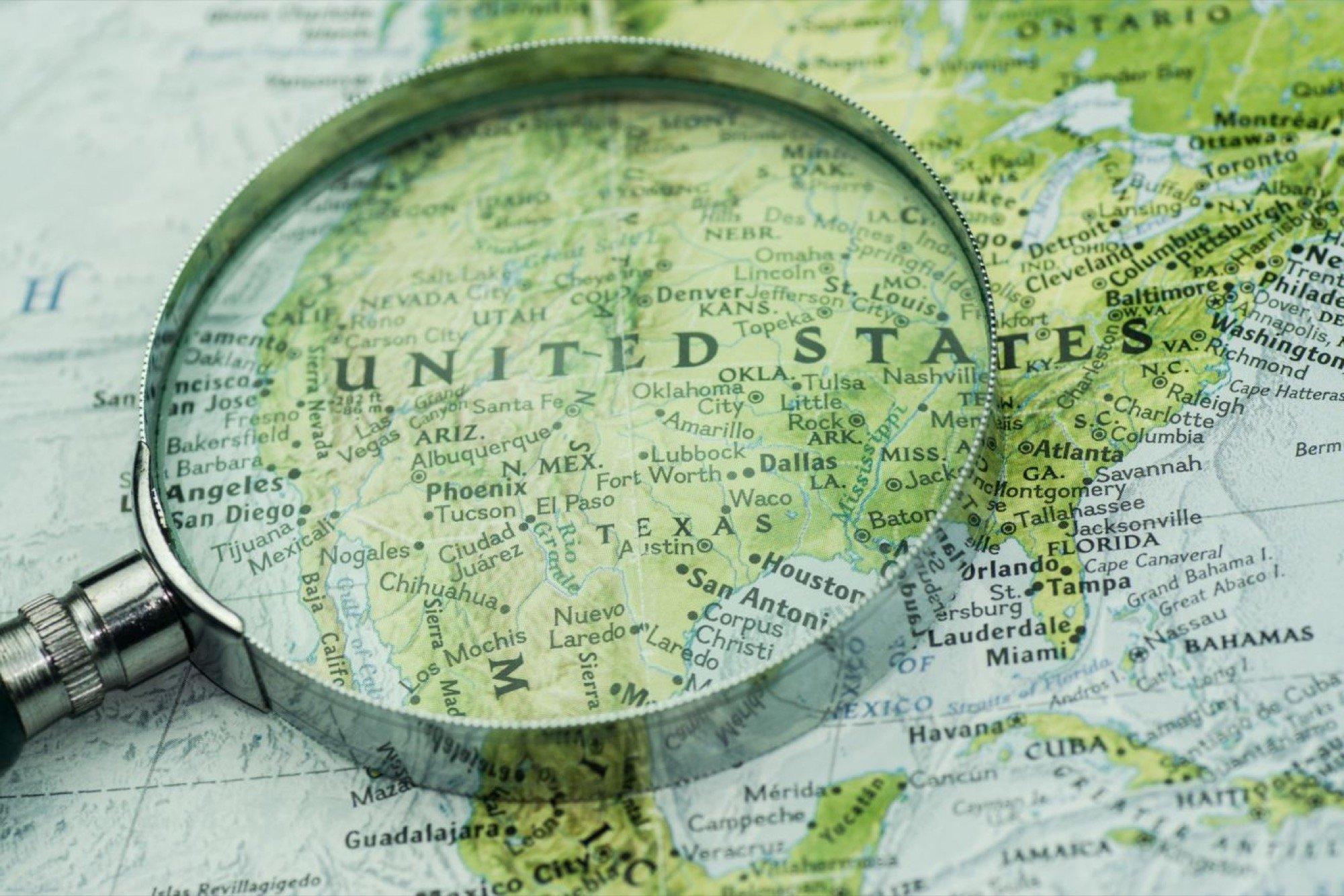排名前500的特许经营公司可在所有50个州