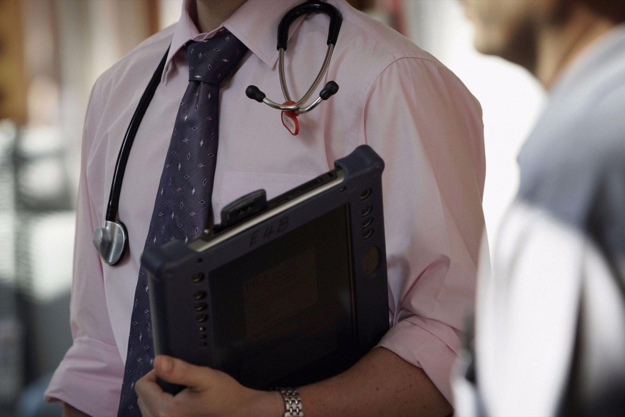 医疗保健专营权可能正是医生所订购的