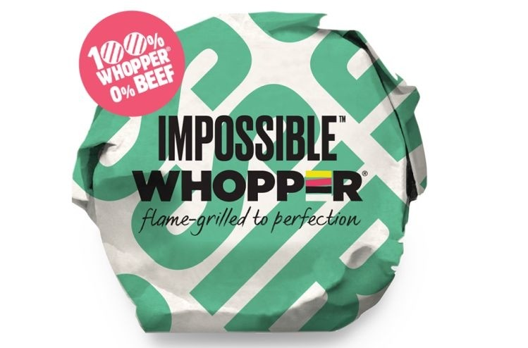 Burger King plans nationwide rollout of Impossible Burger by the end of 2019