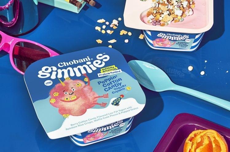 Chobani joins the lineup at the FoodNavigator-USA summit 2019: FOOD FOR KIDS!