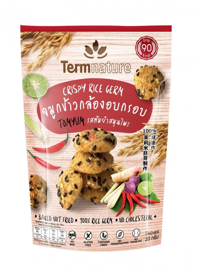 泰国米饭小吃Rice Snack Tom-Yum