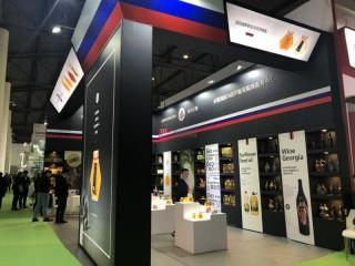 卓雅国际携手俄罗斯百强企业参加第100届全国糖酒商品交易会