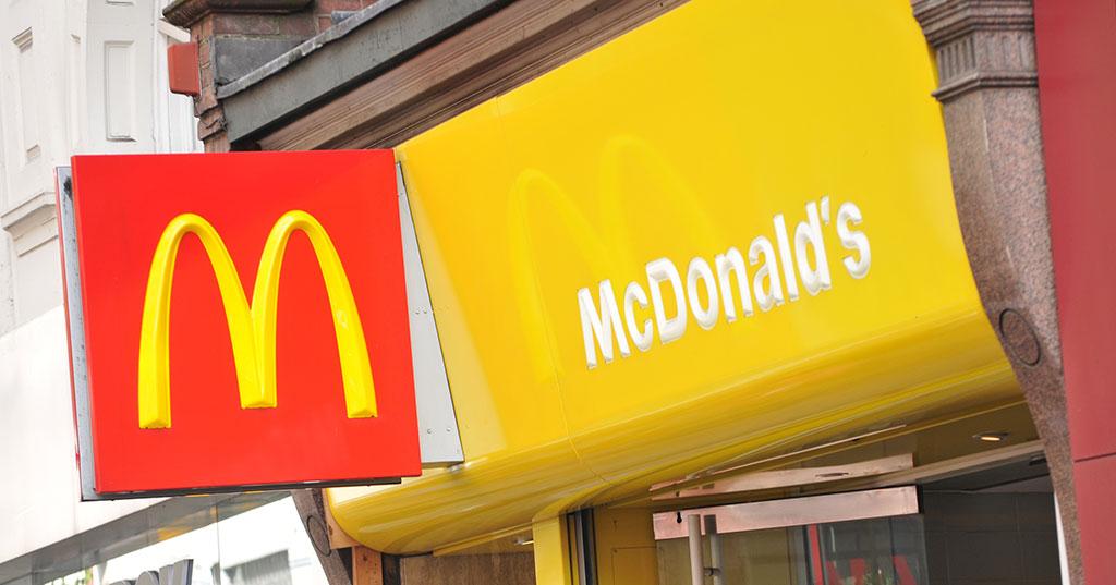英国官员敦促麦当劳取消其垄断游戏促销活动