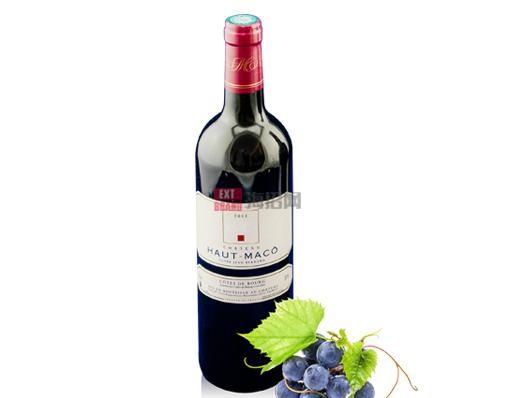 法国上玛高酒庄 让•贝尔纳干红葡萄酒