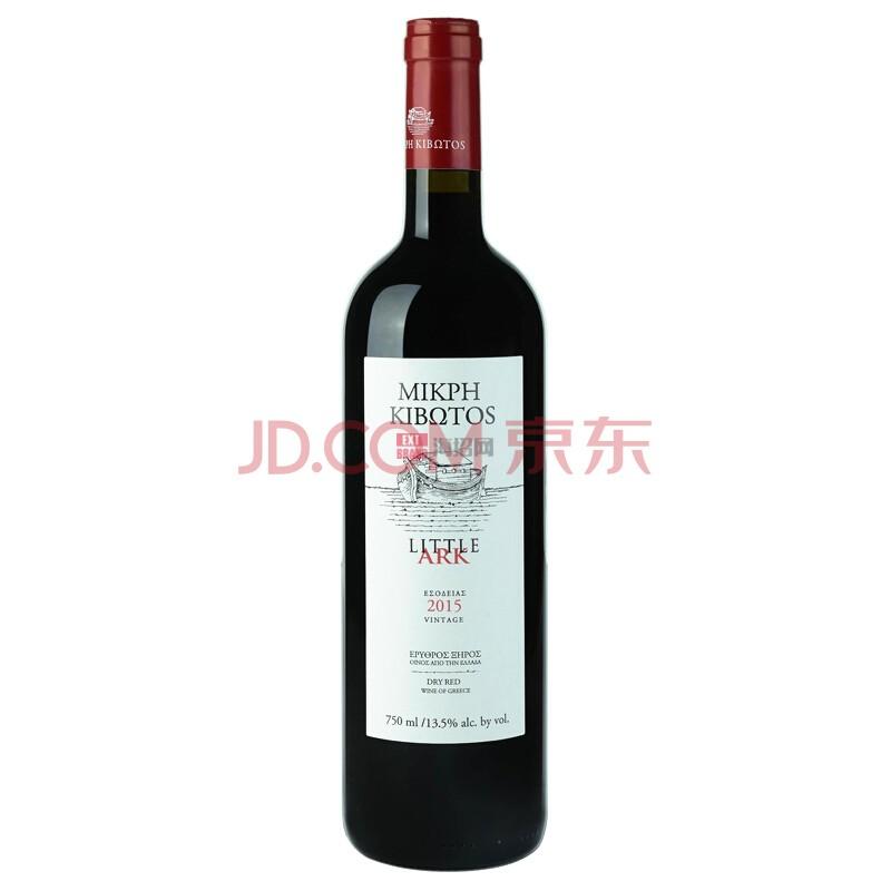 尼米亚产区Little Ark小方舟系列干红葡萄酒