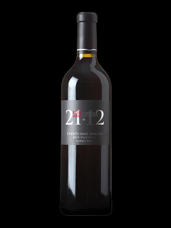 柏瑞图21•12特别珍藏干红(2013年)