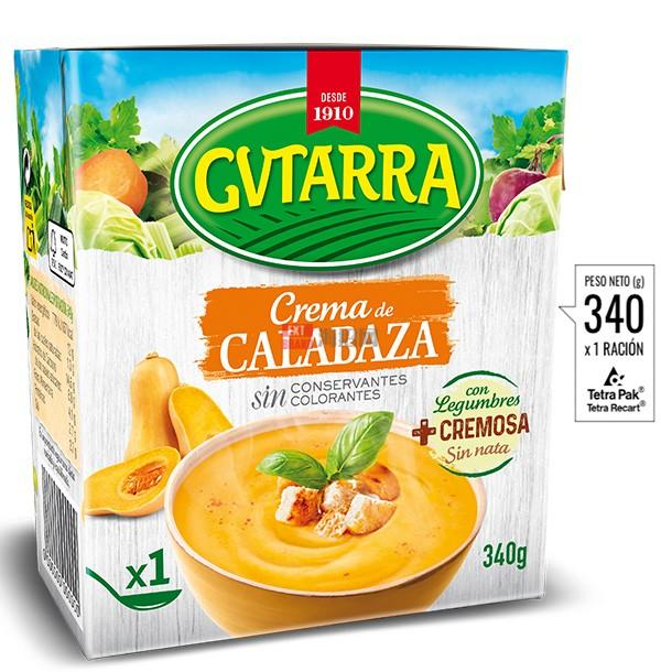 西班牙南瓜奶油