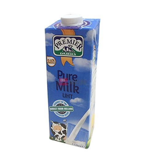 爱尔兰派美优3.5%全脂纯牛奶1L