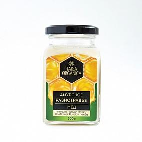 俄罗斯百花蜂蜜