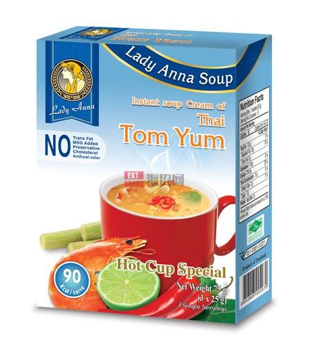 泰国蕾蒂安娜冬阴功味汤料