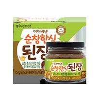 韩国宝宝专用发酵大酱