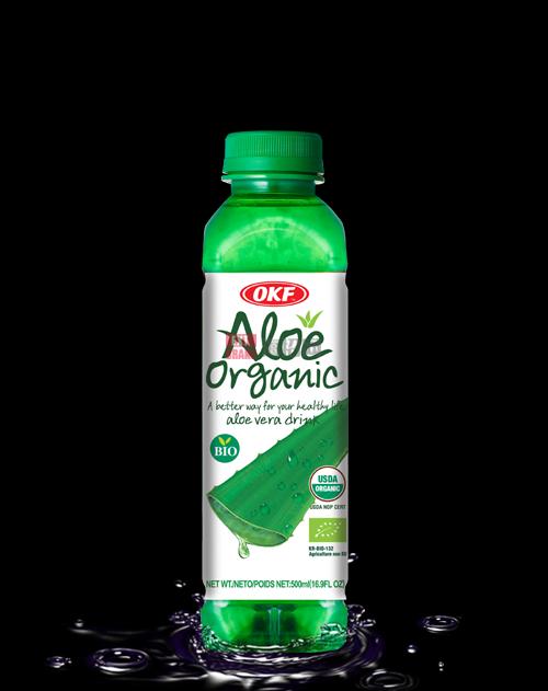 韩国芦荟饮料Organic Aloe