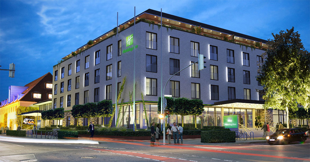IHG Opens Its 30th Holiday Inn in Germany