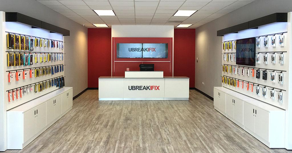 多单元合作伙伴打开他们的第4个uBreakiFix位置