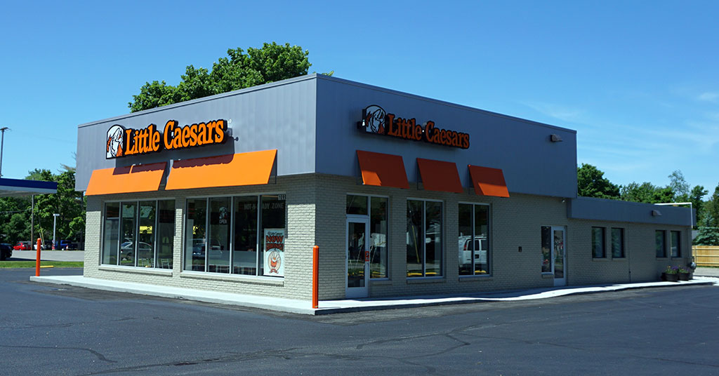 Skipping the Line: Little Caesars' Pizza Portal is a Revenue Booster