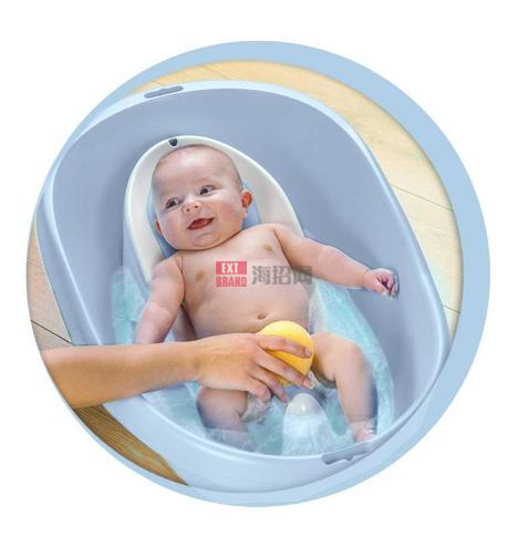 法国婴儿浴缸躺椅