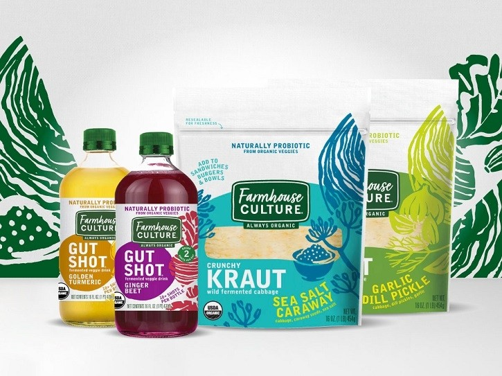 Farmhouse Culture rebrands to reach younger consumers, highlight organic