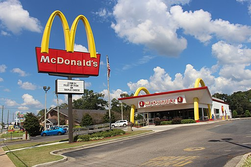 McDonald's, US90 Marianna