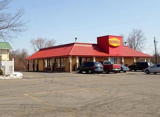 Denny's in Ashland, Ohio - panoramio