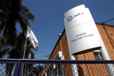 Albéa 's production site in Mogi das Cruzes, SP, Brazil