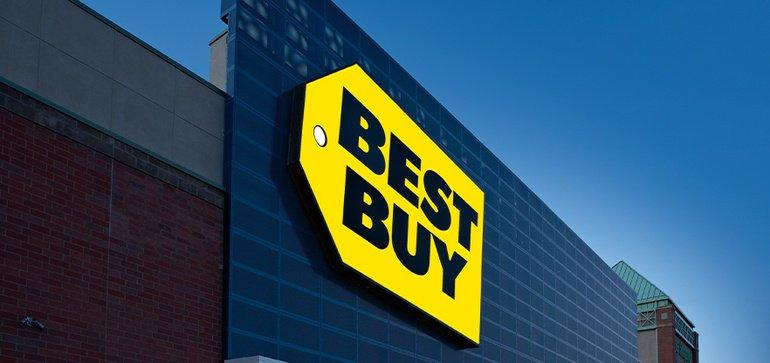 百思买(Best Buy)在贸易征税的背景下缩减了前景