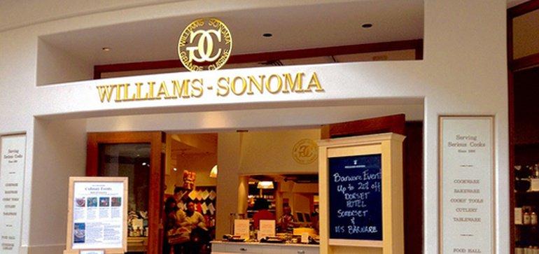 Williams-Sonoma将库存提前,以减轻关税的影响