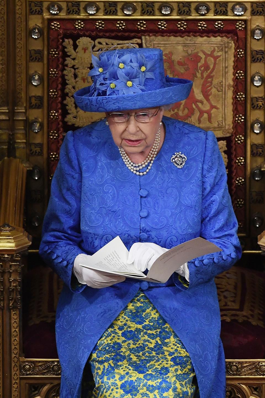 这就是为什么英国女王的演讲很重要