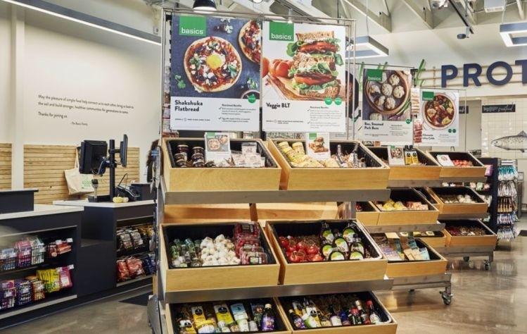 基本市场测试新的零售概念,以帮助购物者从零开始做饭