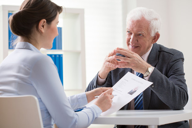 Interviewing a franchisor