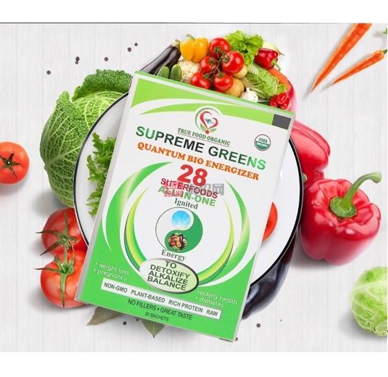 Full Spectrum Nutrition image