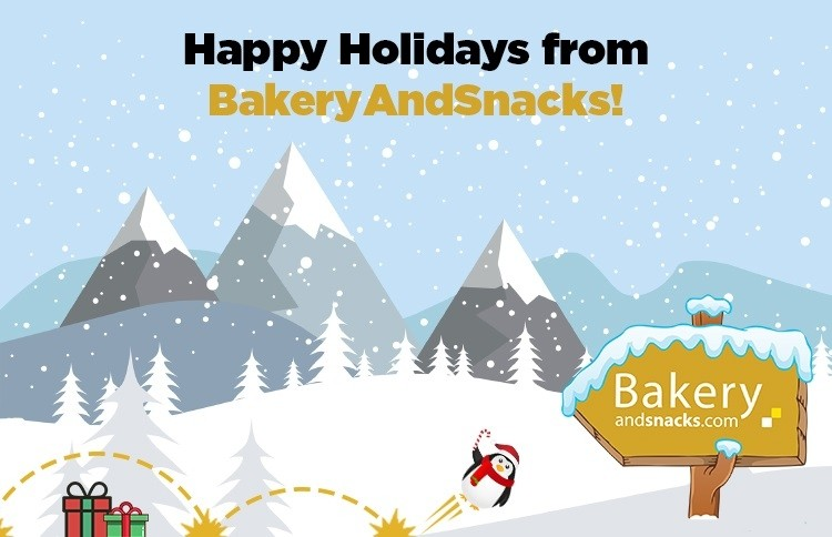 Happy holidays from BakeryandSnacks!