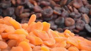 土耳其天然杏干