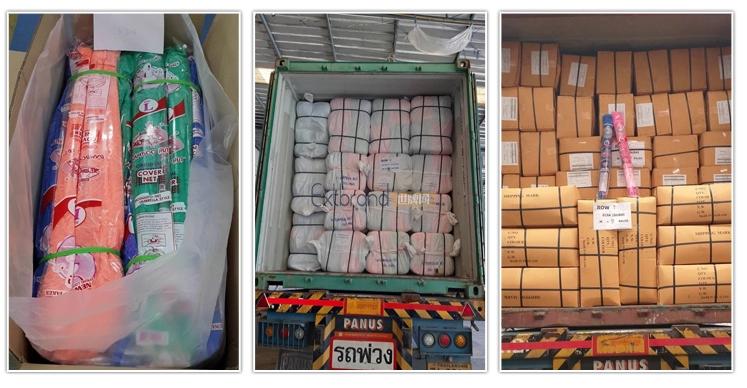 包装及运送