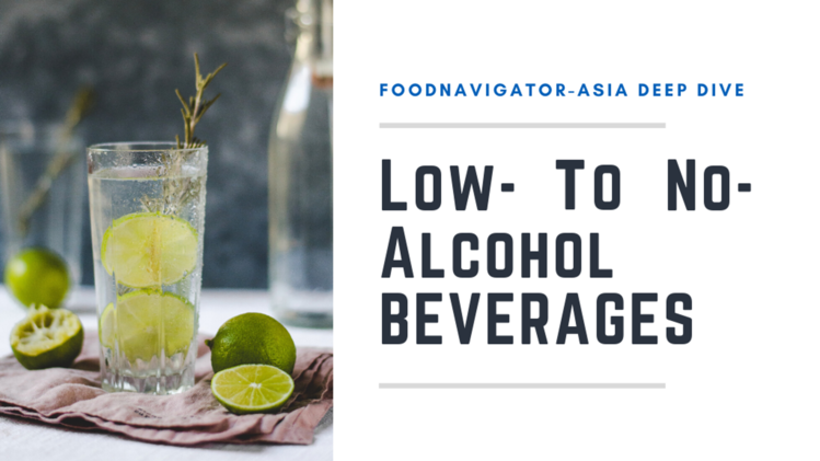 The low-to-no alcoholic (LNA) beverage trend appears to have caught on in the APAC region, with various major beverage firms launching their own versions.