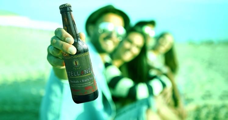 英国初创企业Jellani推出猴面包树、红茶和啤酒三合一的饮品