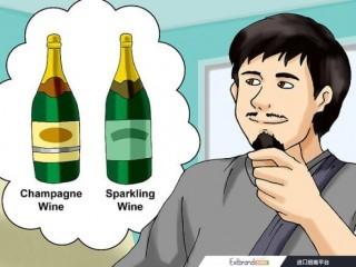 如何端香槟:13步(附图)