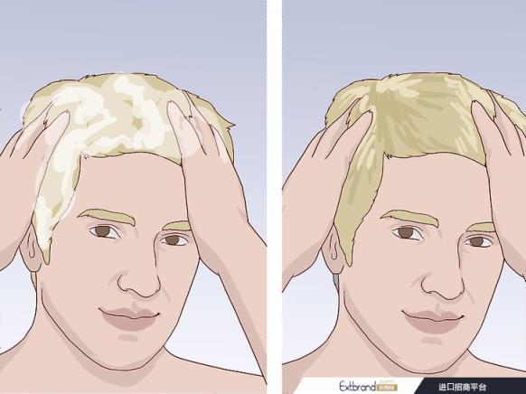 怎么让头发变得有兴泽?3种使用头发光泽的方法