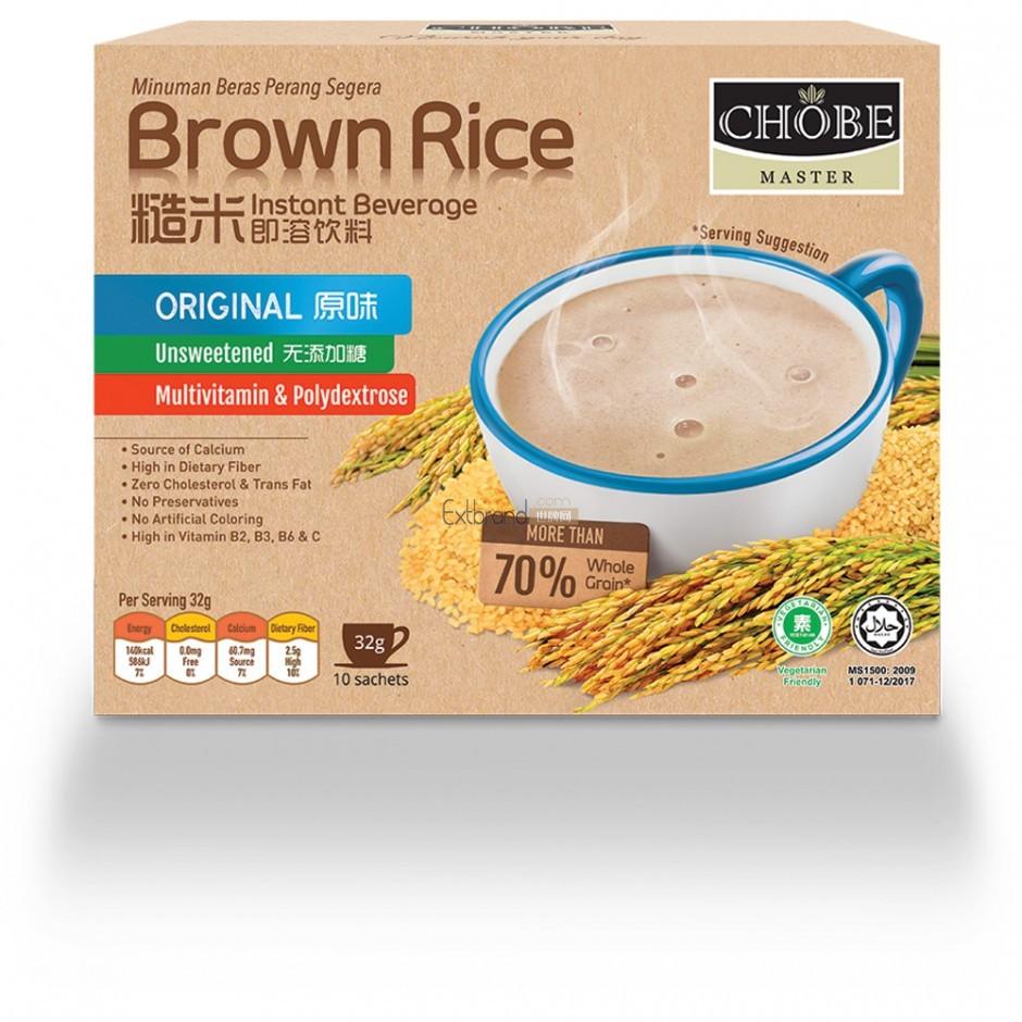 马来西亚糙米即溶饮料(原味)无添加糖分