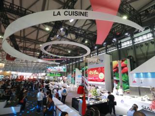 中国国际食品和饮料展览会将于9月28-30日上海举行 参展企业达2200家