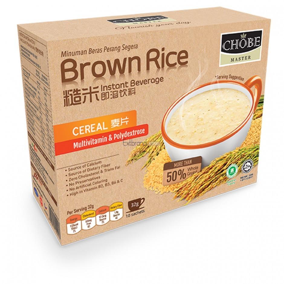 马来西亚糙米谷物速溶饮品 (美味耐饱)